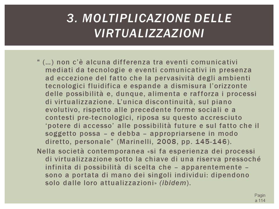 3. Moltiplicazione delle virtualizzazioni