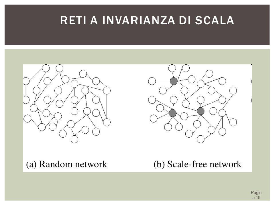 Reti a invarianza di scala
