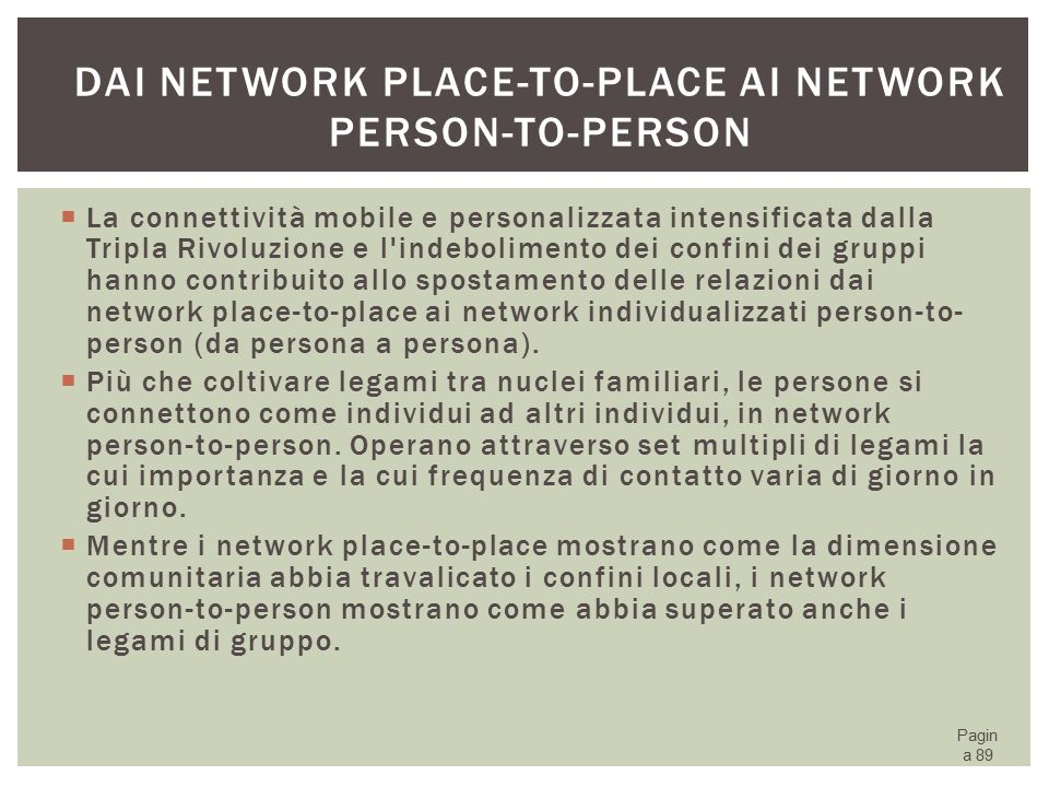 Dai network place-to-place ai network person-to-person