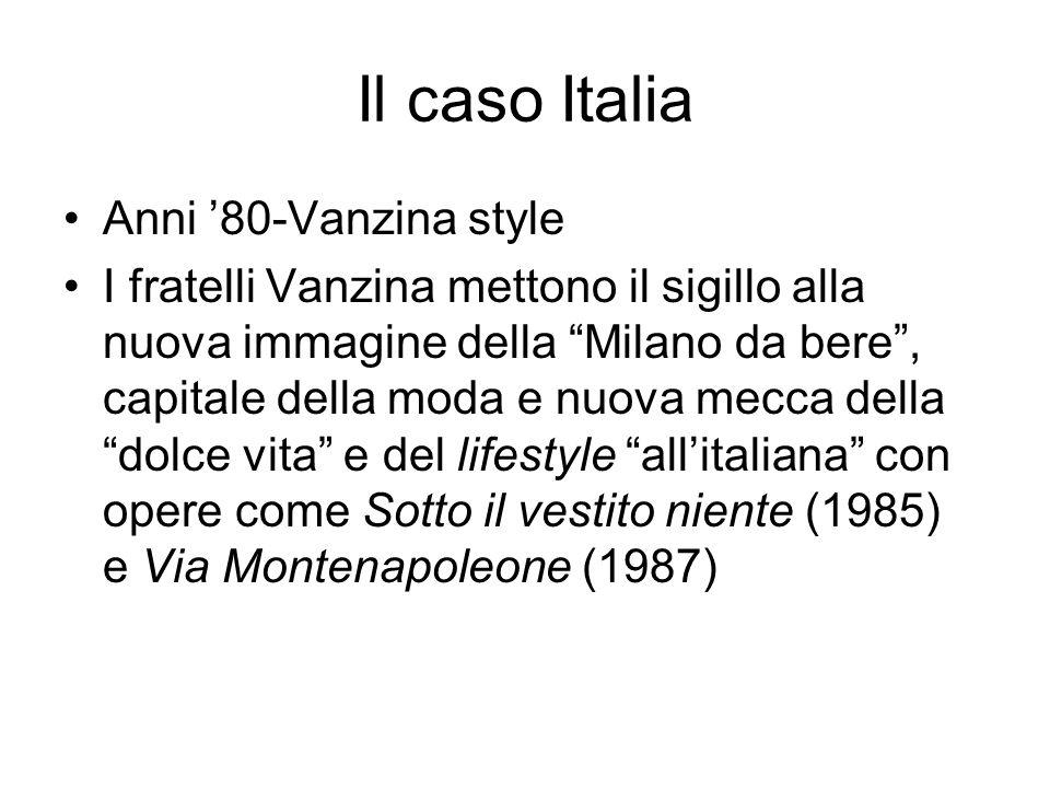 Il caso Italia Anni '80-Vanzina style