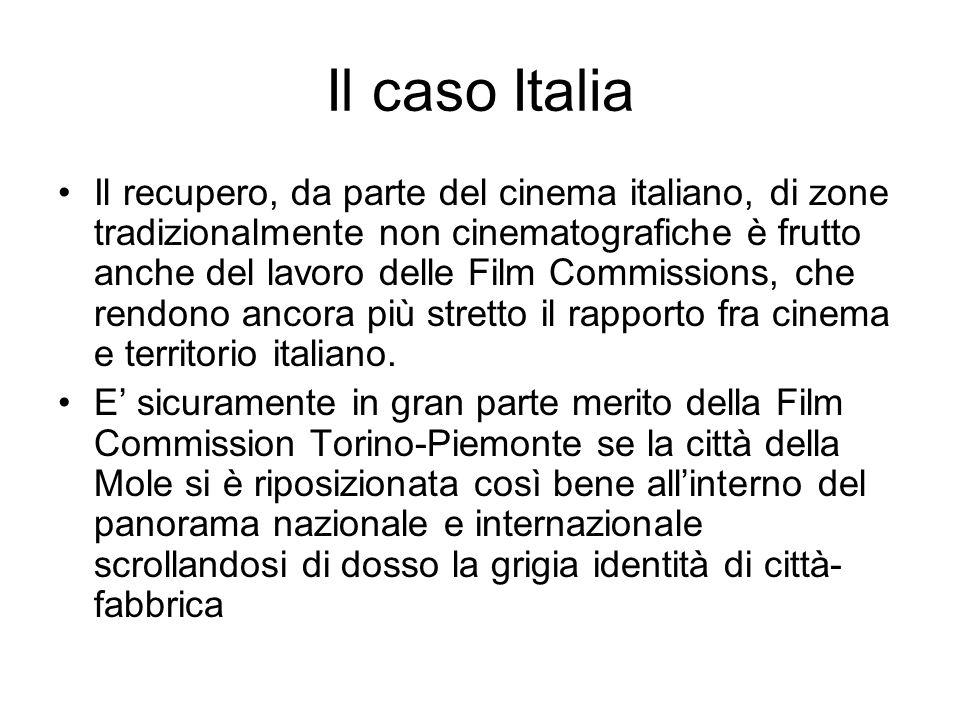 Il caso Italia