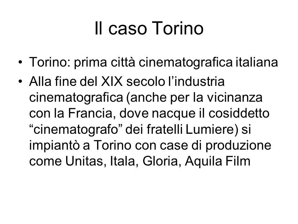 Il caso Torino Torino: prima città cinematografica italiana