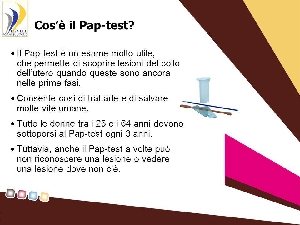 Cos'è il Pap-test