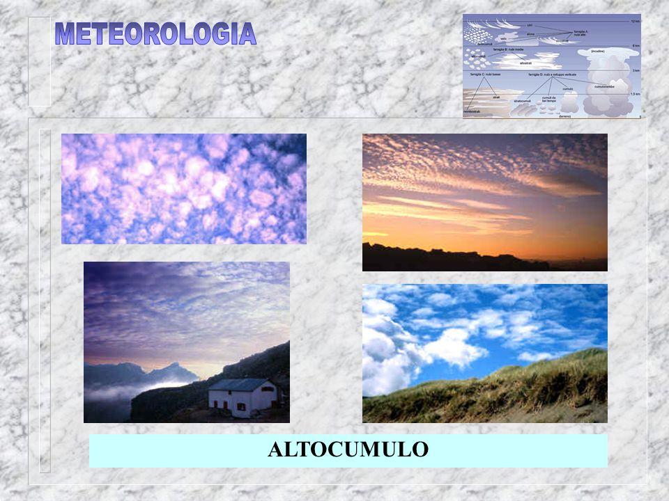 METEOROLOGIA ALTOCUMULO