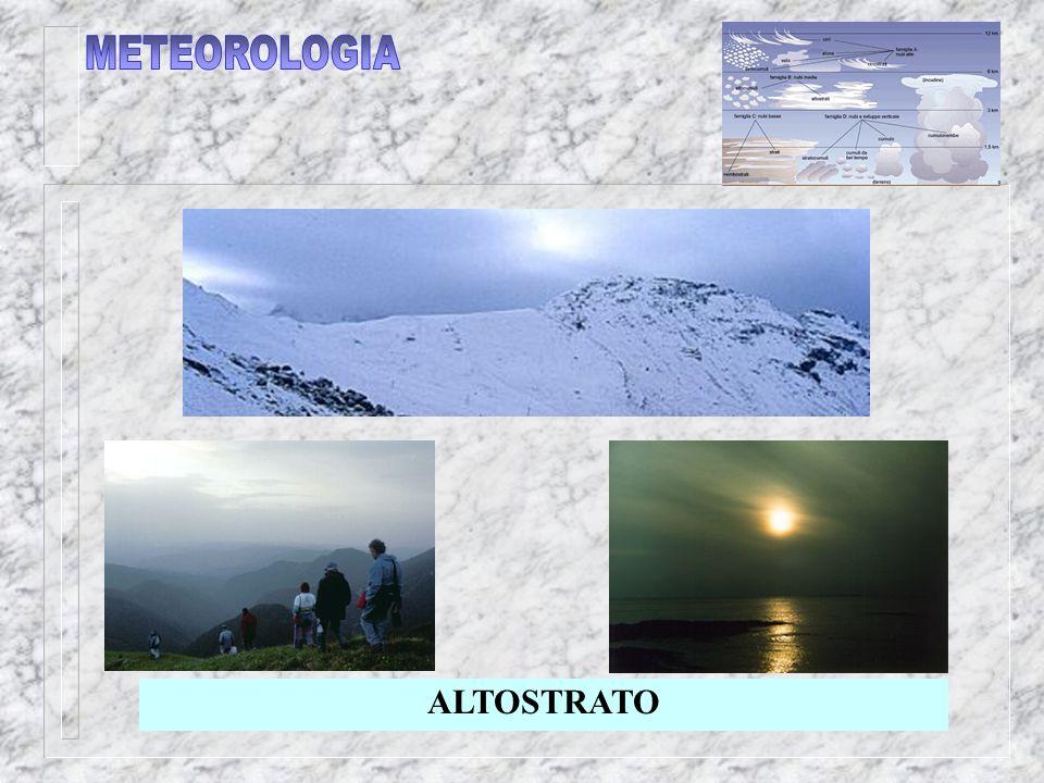 METEOROLOGIA ALTOSTRATO