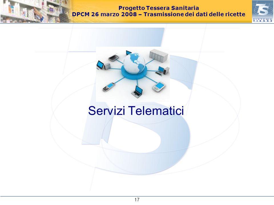Servizi Telematici 17 17
