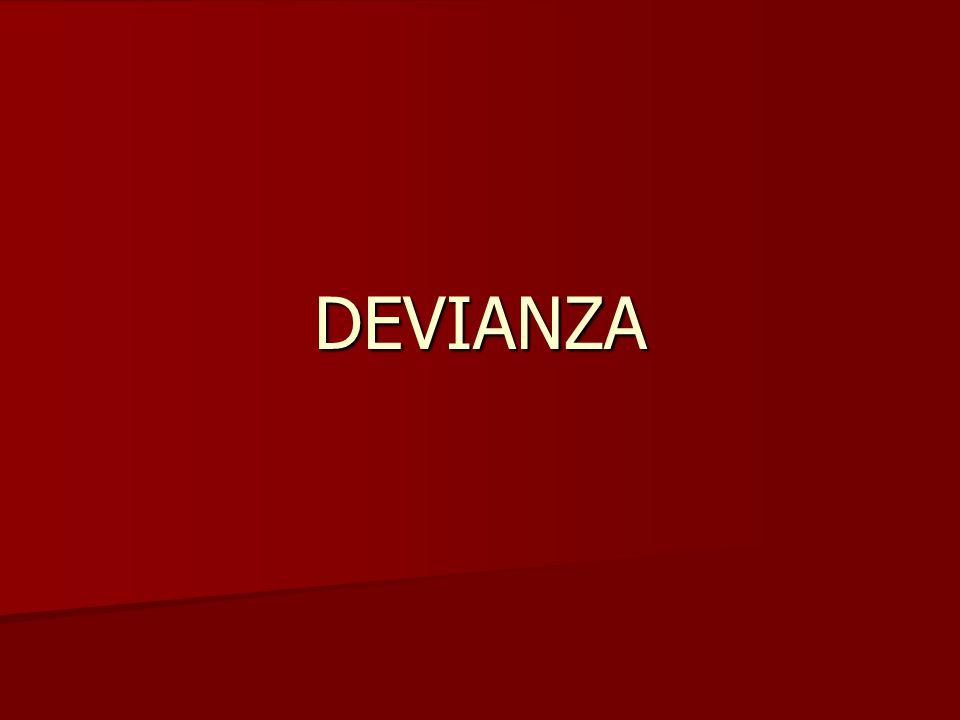 DEVIANZA