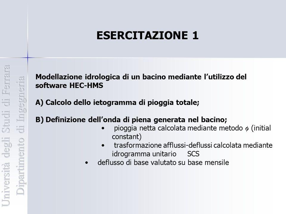 Università degli Studi di Ferrara Dipartimento di Ingegneria