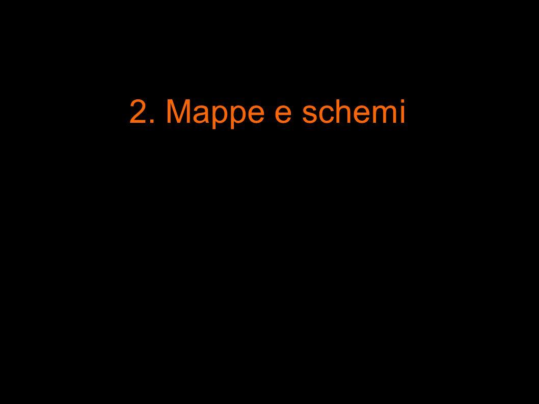 2. Mappe e schemi