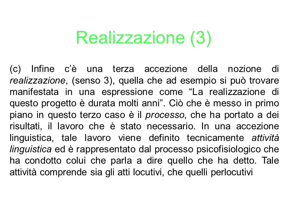 Realizzazione (3)