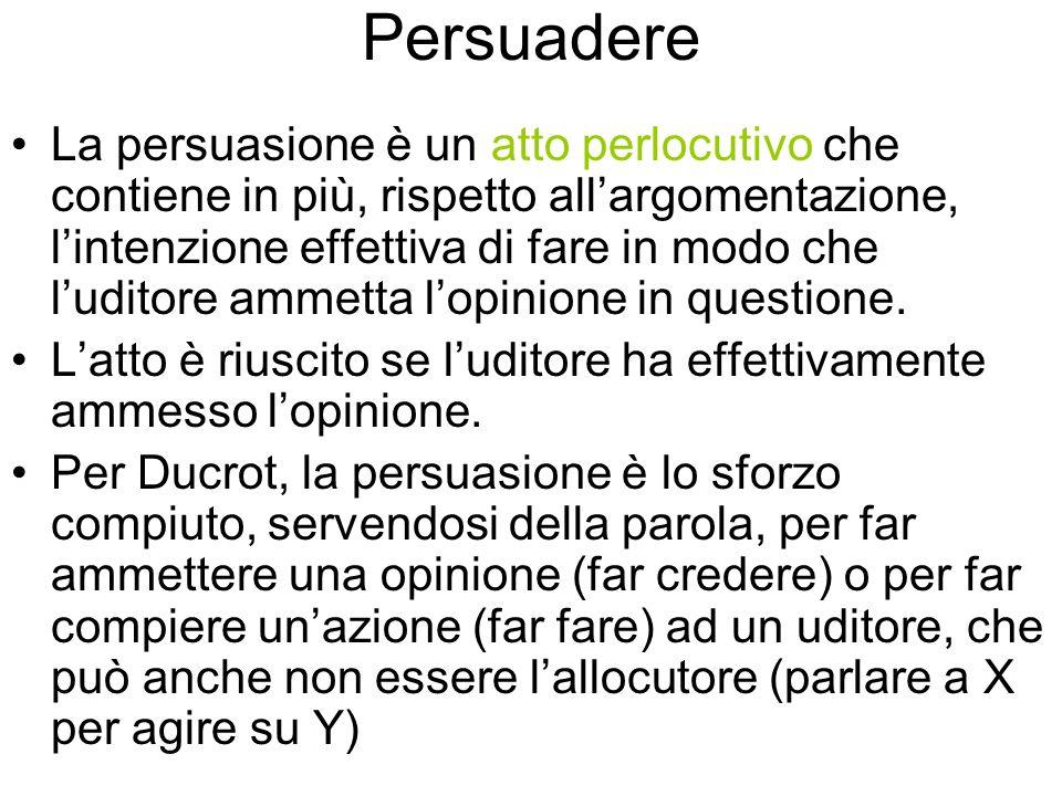 Persuadere