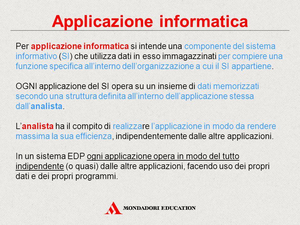 Applicazione informatica