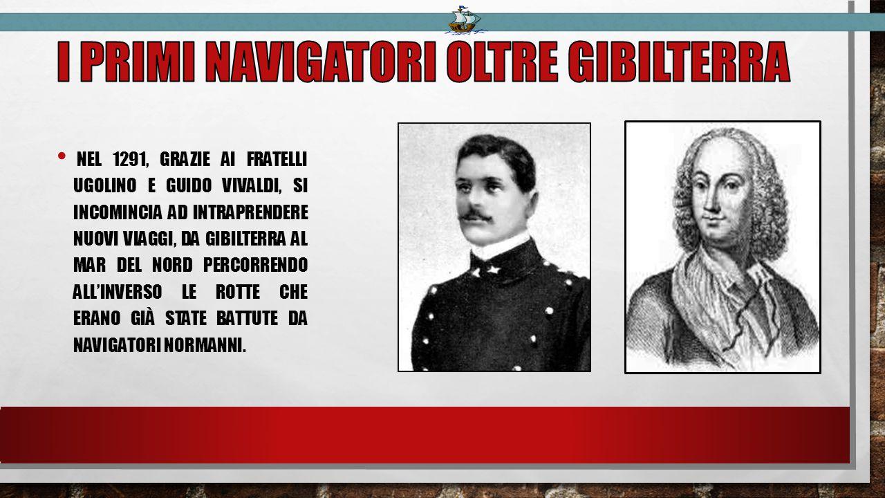 I primi navigatori oltre Gibilterra