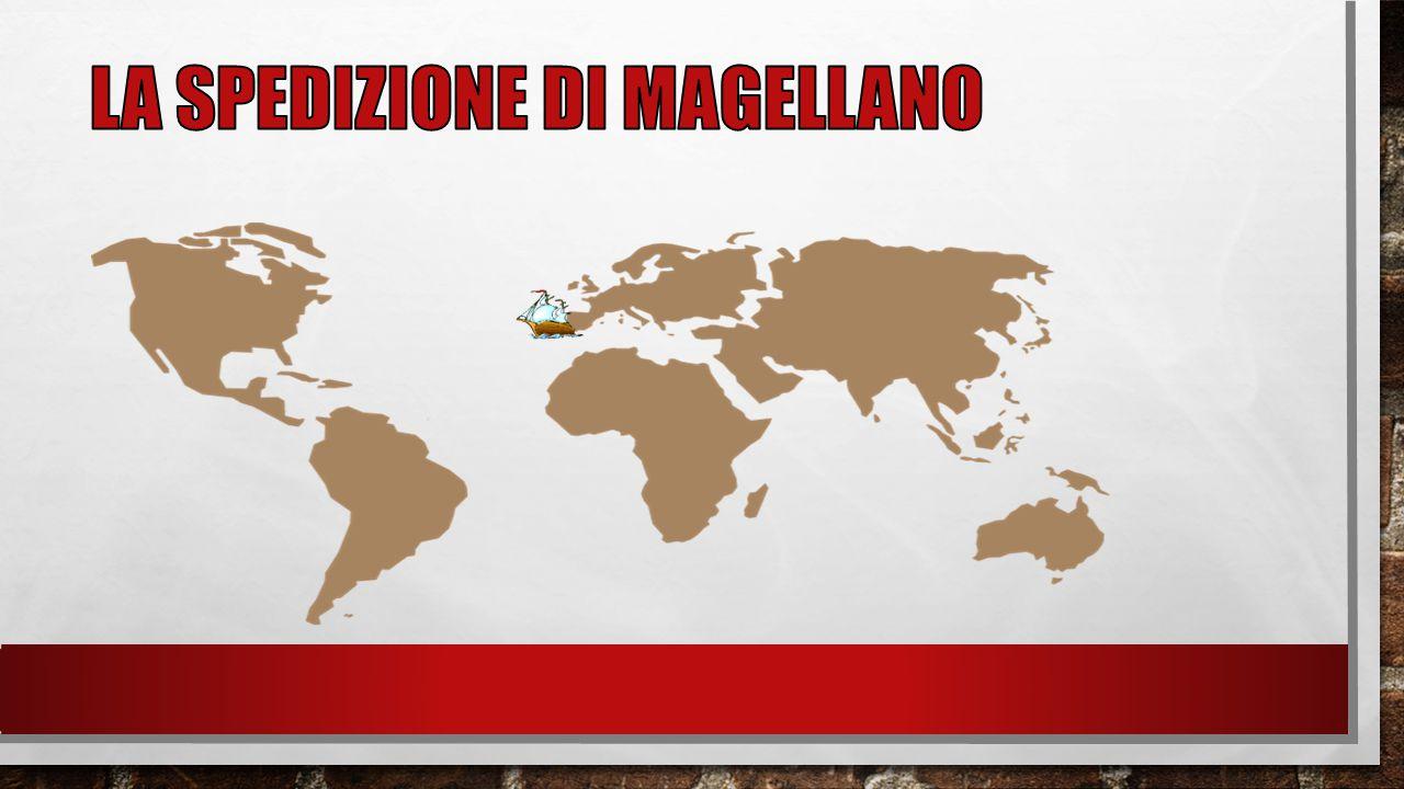 La spedizione di Magellano