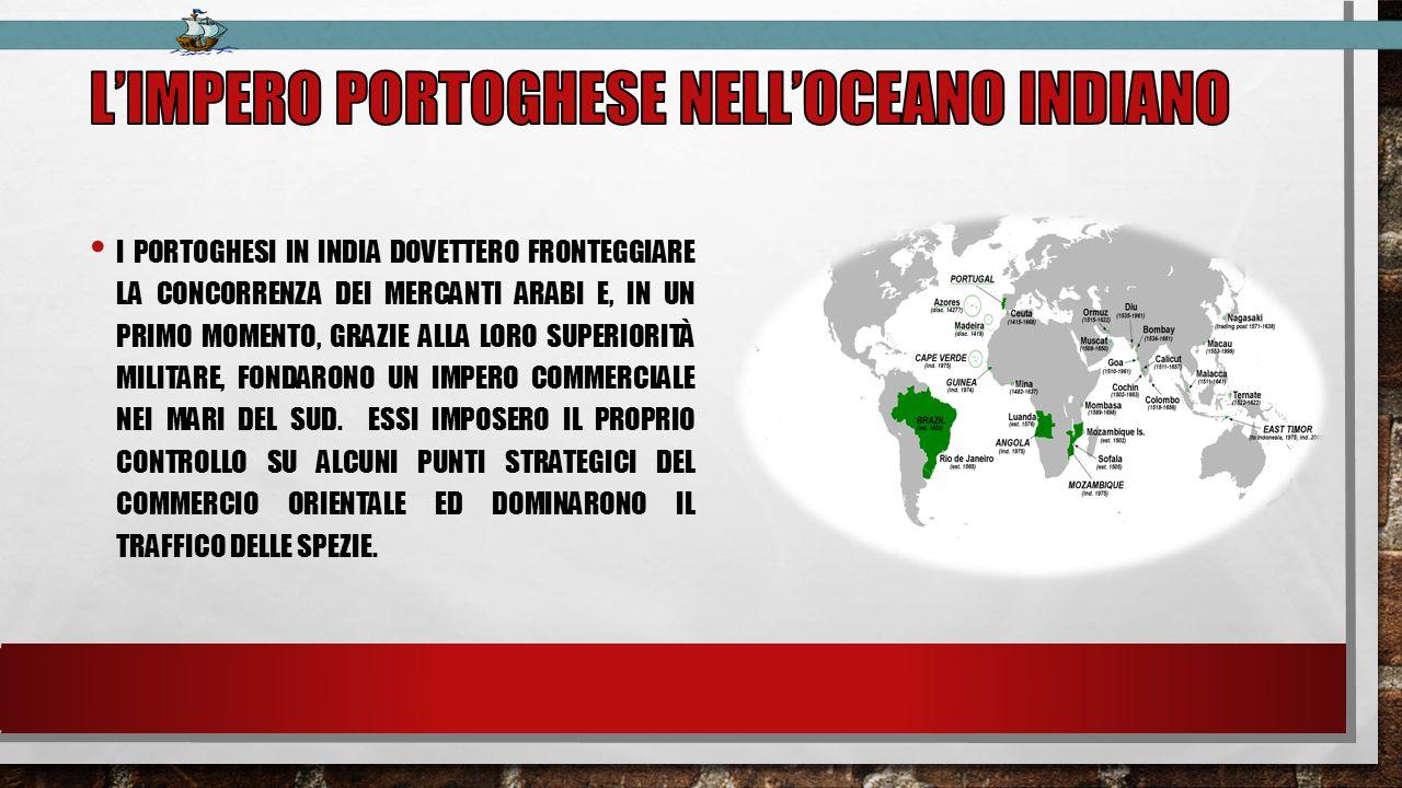 L'impero portoghese nell'oceano indiano