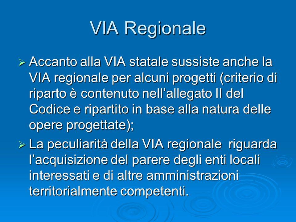 VIA Regionale