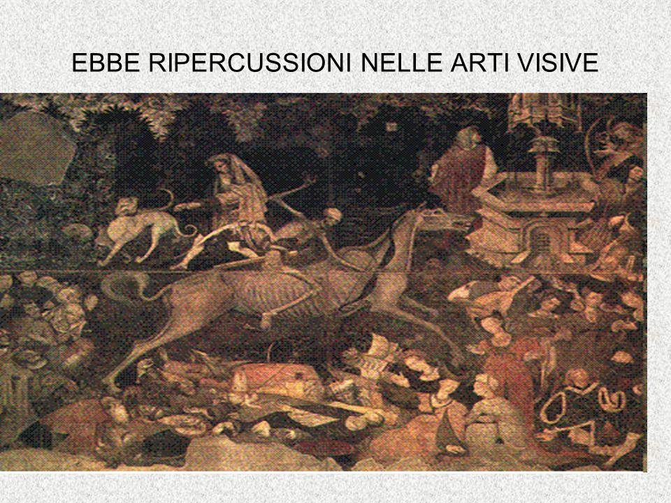 EBBE RIPERCUSSIONI NELLE ARTI VISIVE