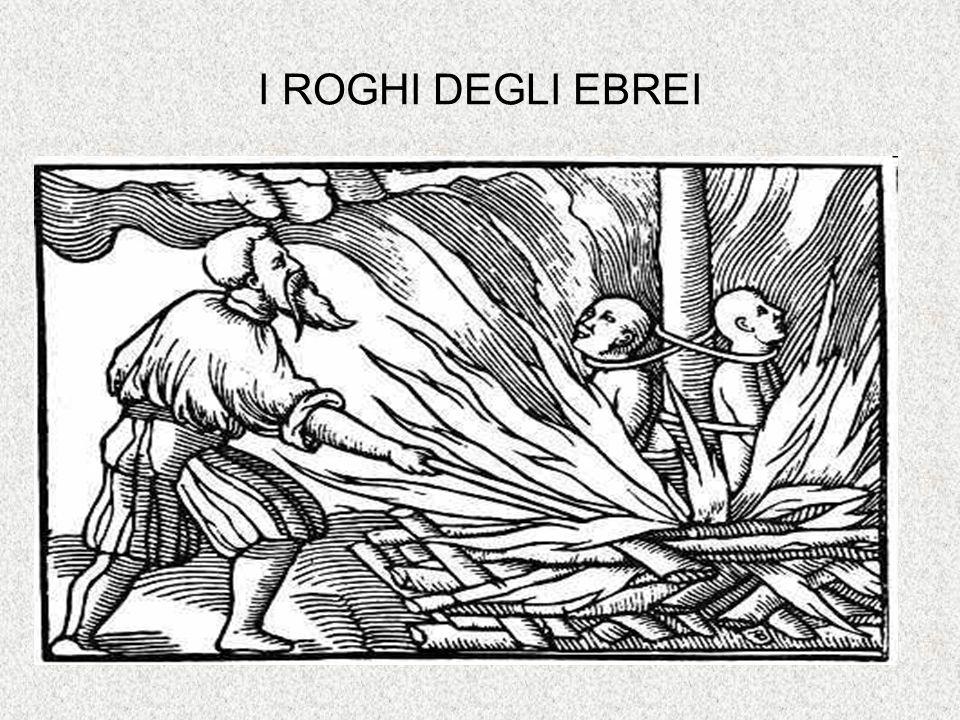 I ROGHI DEGLI EBREI