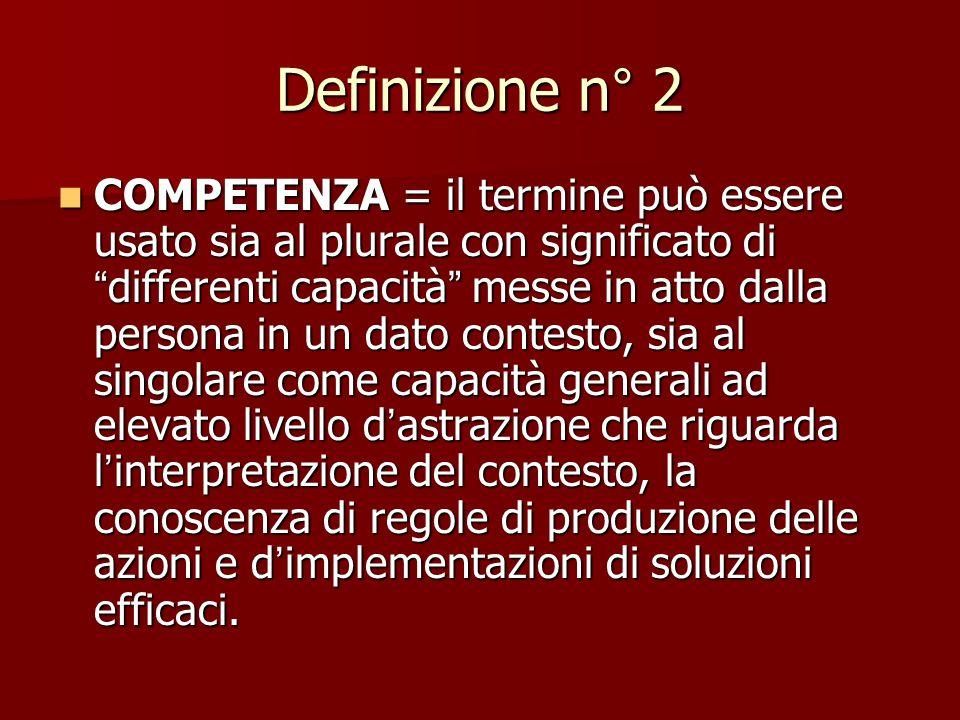 Definizione n° 2