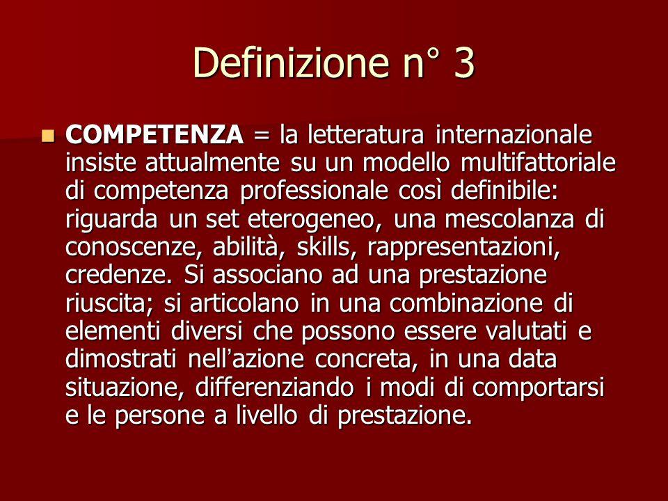 Definizione n° 3