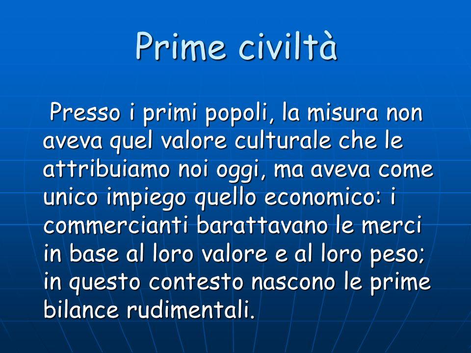 Prime civiltà