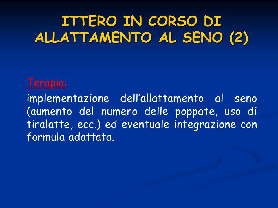ITTERO IN CORSO DI ALLATTAMENTO AL SENO (2)