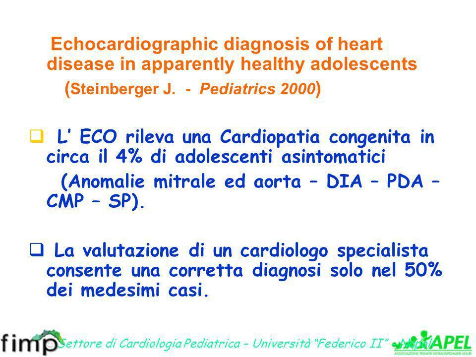 (Steinberger J. - Pediatrics 2000)