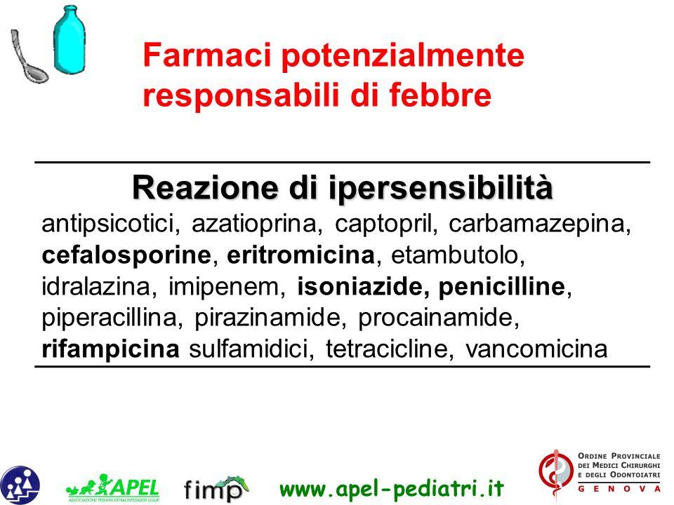 Reazione di ipersensibilità