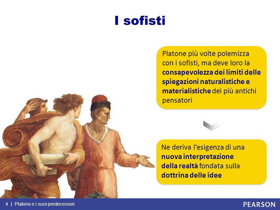 I sofisti Platone più volte polemizza