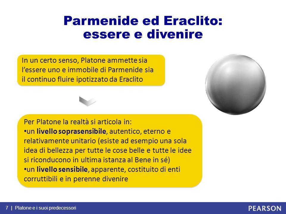Parmenide ed Eraclito: essere e divenire