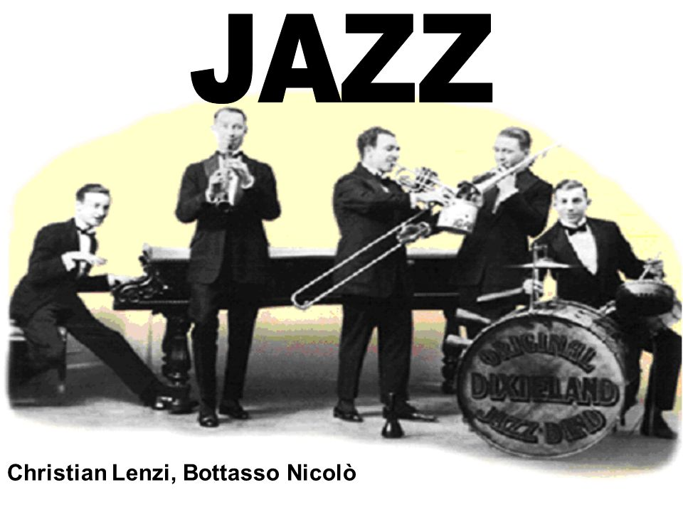 JAZZ Christian Lenzi, Bottasso Nicolò
