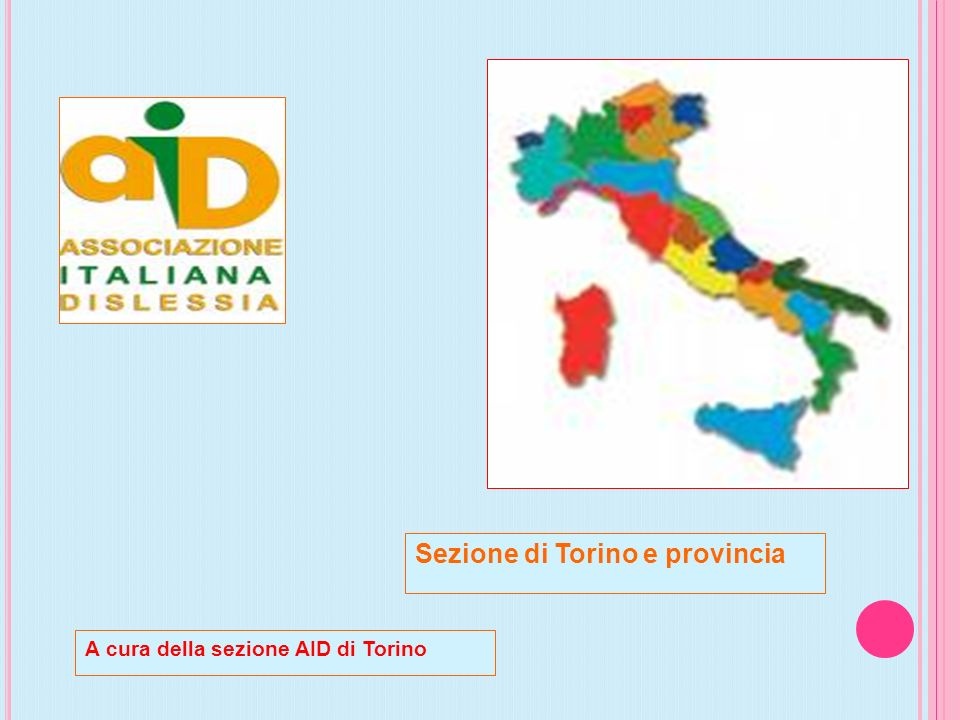 Sezione di Torino e provincia
