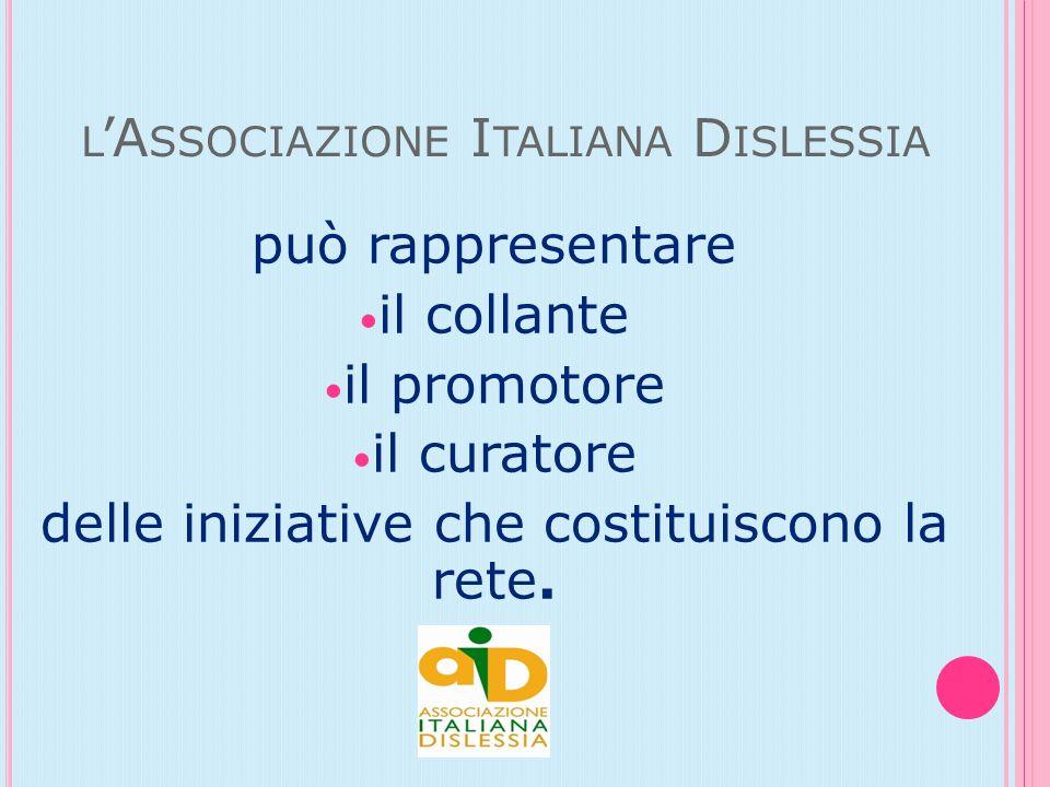l'Associazione Italiana Dislessia