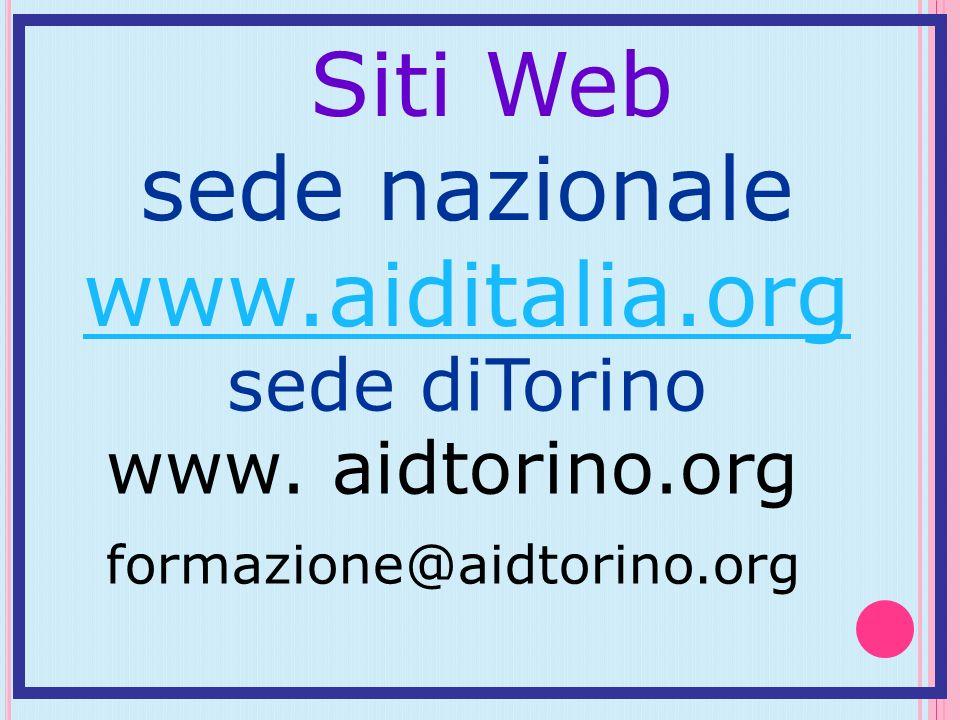 sede nazionale www.aiditalia.org