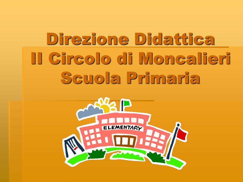 Direzione Didattica II Circolo di Moncalieri Scuola Primaria