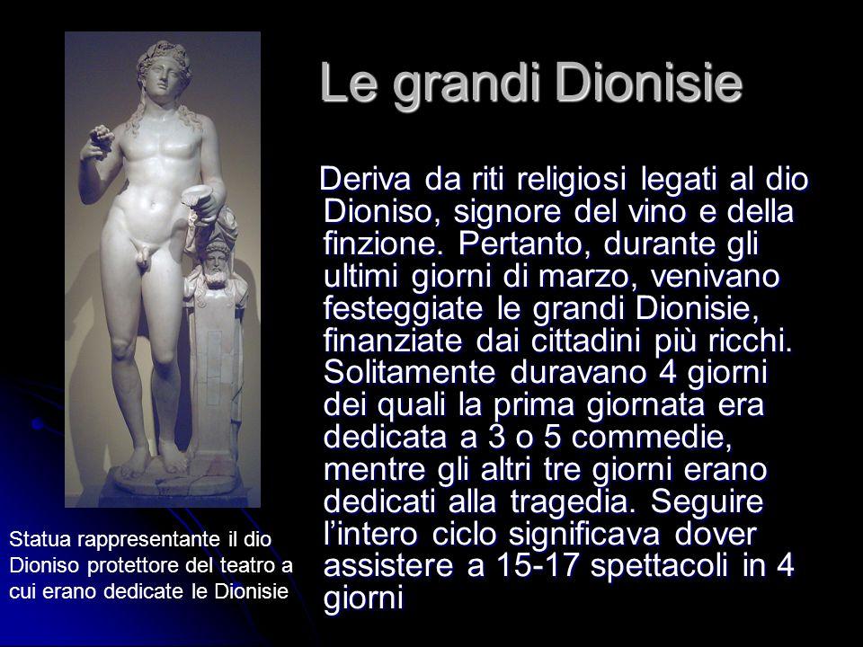Le grandi Dionisie