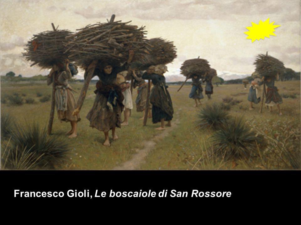 Francesco Gioli, Le boscaiole di San Rossore