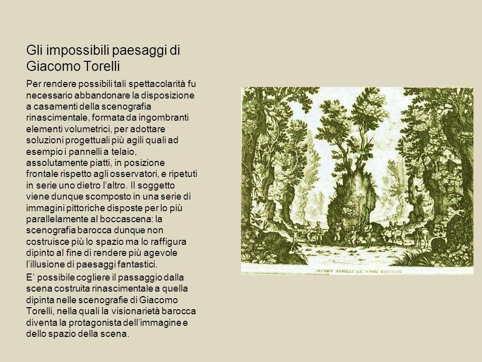 Gli impossibili paesaggi di Giacomo Torelli