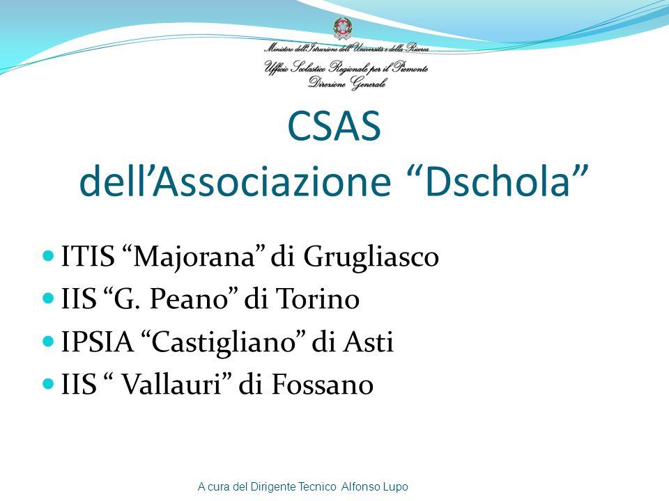 CSAS dell'Associazione Dschola