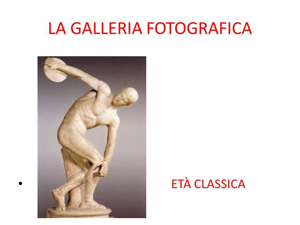 LA GALLERIA FOTOGRAFICA