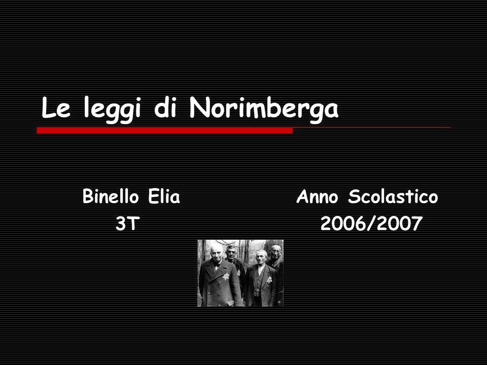 Binello Elia Anno Scolastico 3T 2006/2007