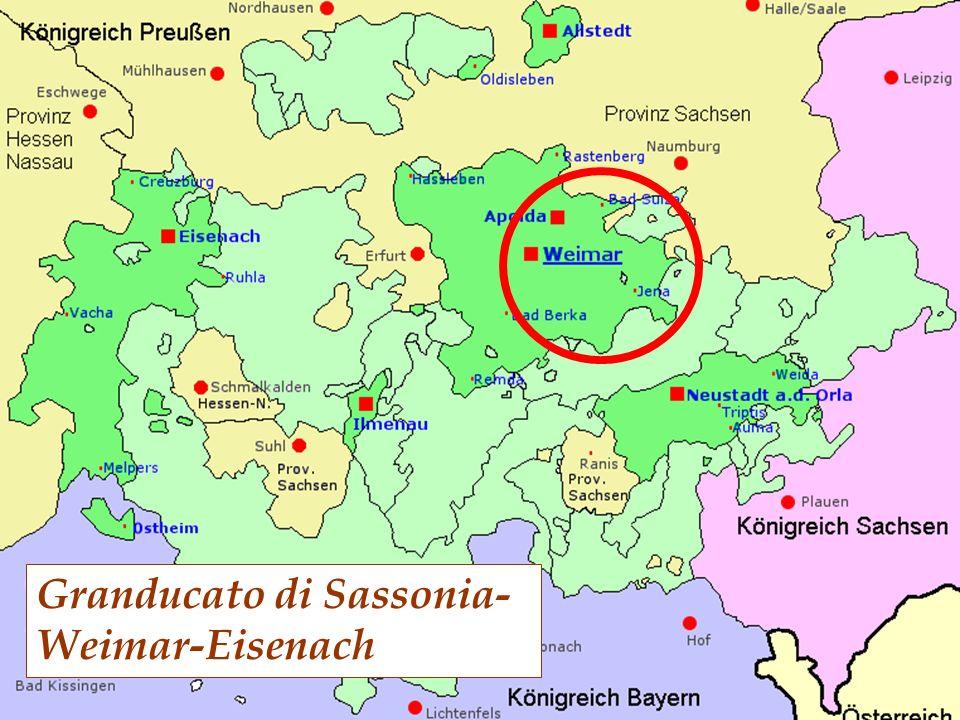 Granducato di Sassonia-Weimar-Eisenach