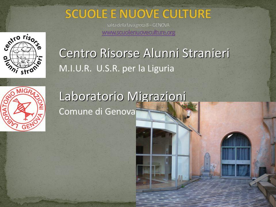 Centro Risorse Alunni Stranieri