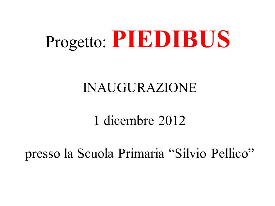 presso la Scuola Primaria Silvio Pellico