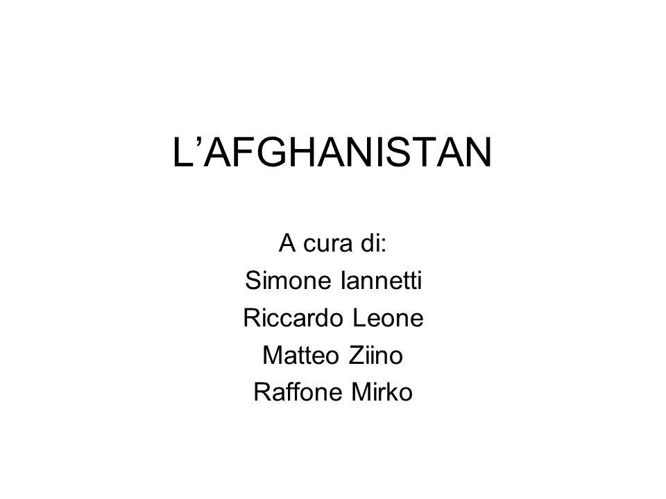 A cura di: Simone Iannetti Riccardo Leone Matteo Ziino Raffone Mirko