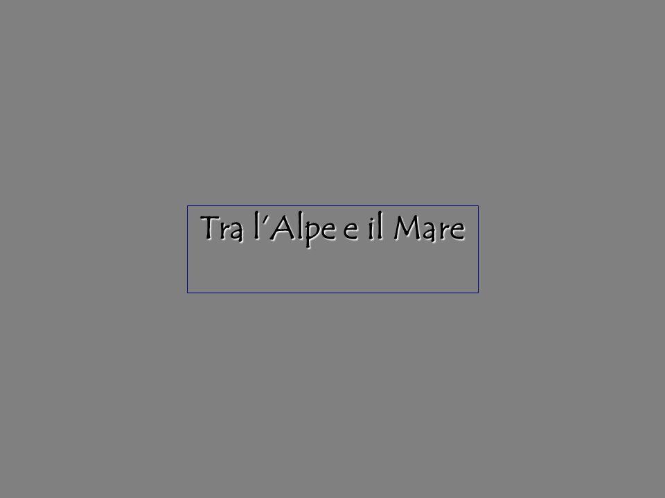 Tra l'Alpe e il Mare