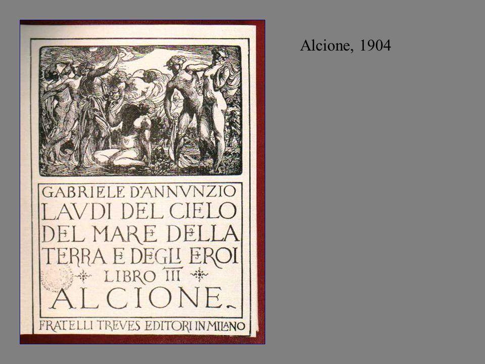 Alcione, 1904