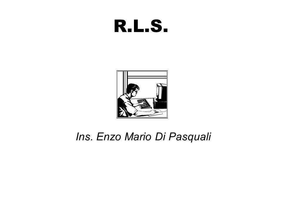 Ins. Enzo Mario Di Pasquali