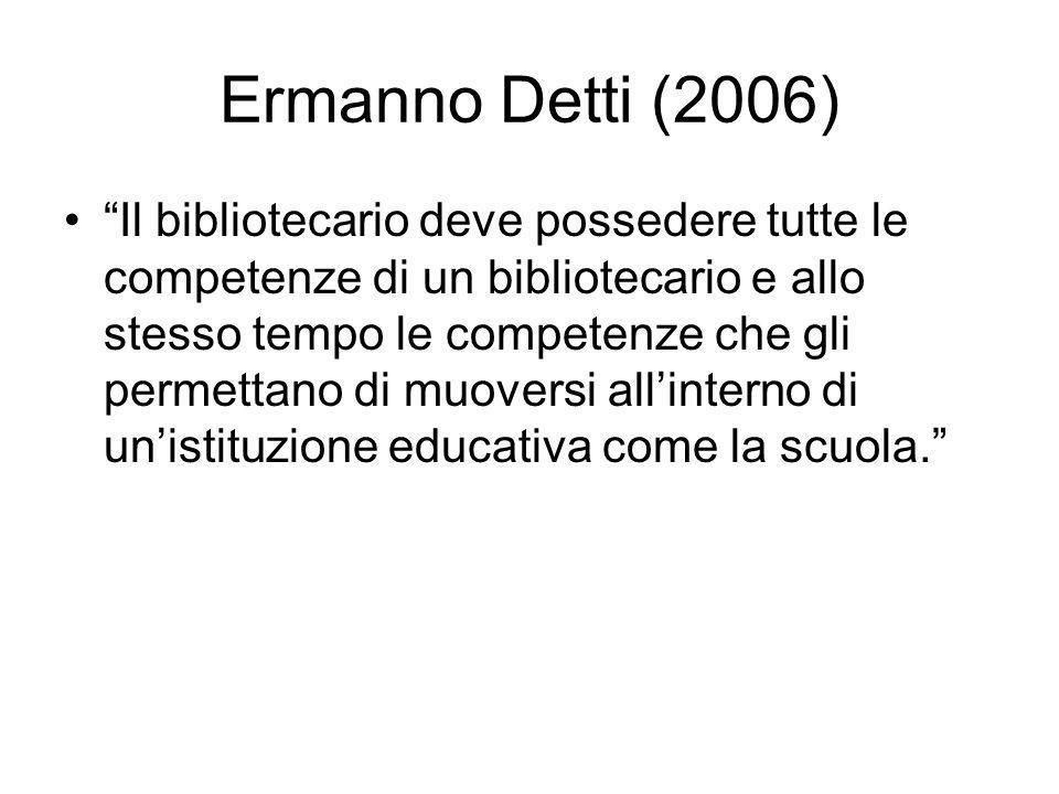 Ermanno Detti (2006)