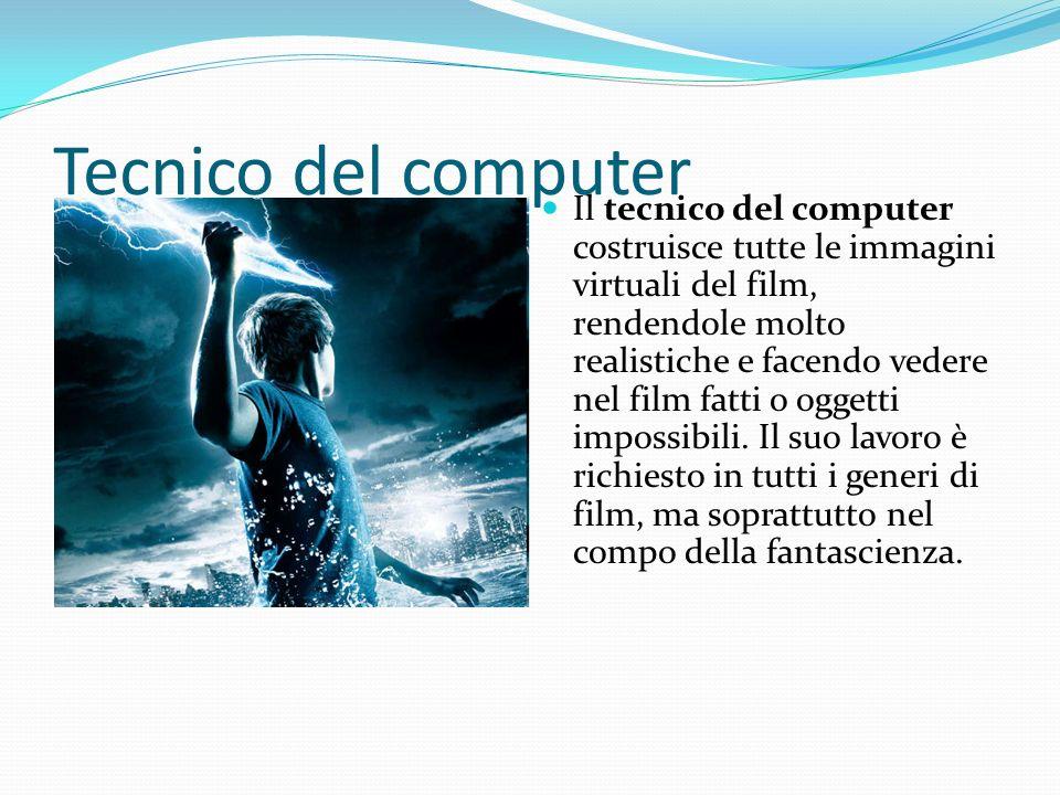 Tecnico del computer